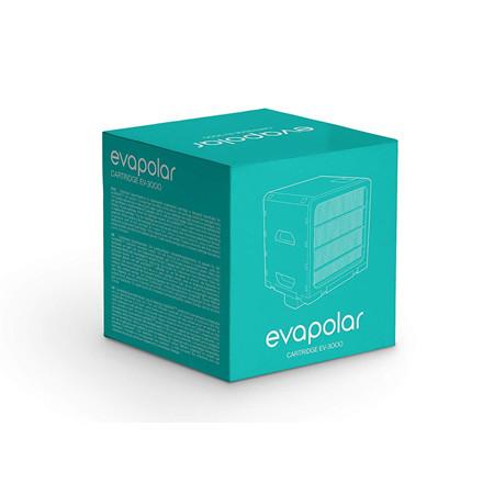 Aircooler evabreeze filter til evaLIGHT 1000 timer