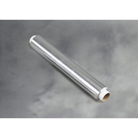 Alu-folie - 45 cm x 150 meter - løse ruller