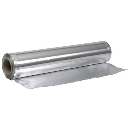 Alufolie, Abena, i løse ruller, 330 mm x 125 m, 13my
