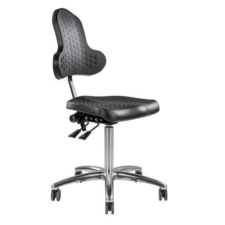 Arbejdsstol Dynamic Comfort 35020 sort