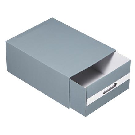 Arkivboks Esselte Maxibox Standard grå