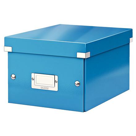Arkivboks Leitz Click & Store 22 x 16 x 28,2 cm - Blå