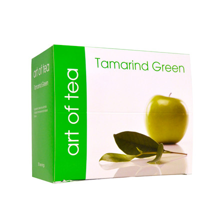 Art of Tea Tamarind Green - 30 breve i en pakke