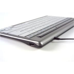 BakkerElkhuizen S-board 840 USB keyboard (Nordic)