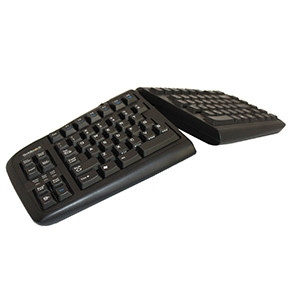 BakkerElkhuizen Goldtouch keyboard, adjustable, DK