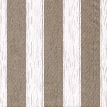 Band serviet, Gastro-Line, 1/4 fold, design, brun, airlaid, 40cm x 40cm