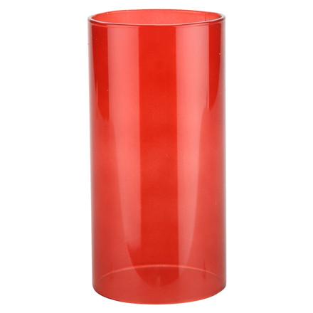 Basic stage, til basic bunde, rød, Ø7 cm, H14 cm *Denne vare tages ikke retur*