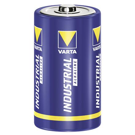 Batteri Varta Industrial LR 20 - D 20 stk i en pakke