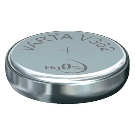 Batteri Varta V362 SR58 - til ur 1,55 V 21 mAh