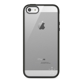 Belkin iPhone 5 View Case, Blacktop