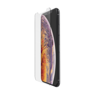 Belkin iPhone Xs Max Invisiglass Ultra w/EZ Tray