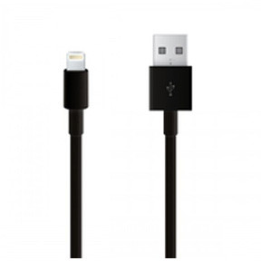 Belkin Lightning Sync & Charge Cable 2m, black