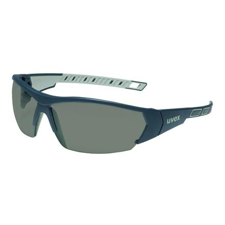UDSOLGT Beskyttelsesbrille, Uvex i-works, grå, one size