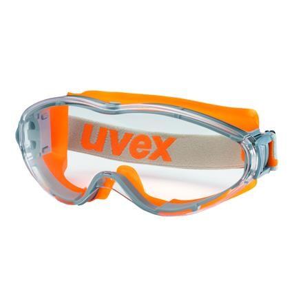 UDSOLGT Beskyttelsesbrille, Uvex Ultrasonic, klar, one size