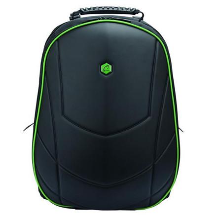 Bestlife 17'' BestLife Gaming Backpack Assailant, Black/Green