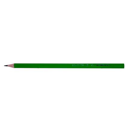 Blyant BNT Office - Grøn lakeret HB