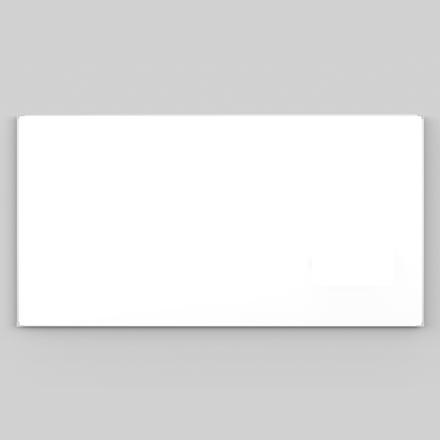 Boarder whiteboardtavle - Lintex 400 x 120 cm med aluramme