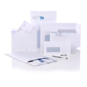 Bong envelope C5  P&S w/window 90g (500)