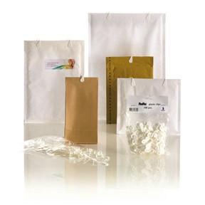 Plastik clips til lukning af poser -  100 stk