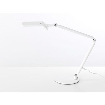 Matting Lissabon LightUp - Hvid Bordlampe