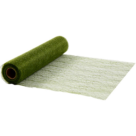 Bordløber net mørk grøn bredde 30 cm - 10 meter
