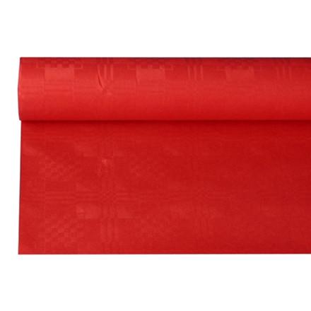 Bordpapir rød - 1,20 x 50 meter