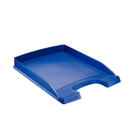 Brevbakke Leitz Plus Slimline A4 - blå