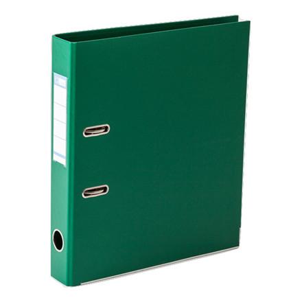 Brevordner A4 - Q-Line grøn 50 mm ryg