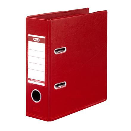 A5 brevordner ELBA Strongline rød 1452-09 - 70 mm ryg