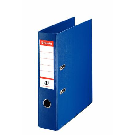 Esselte No 1 brevordner A4 med 75 mm ryg 811350 - Blå
