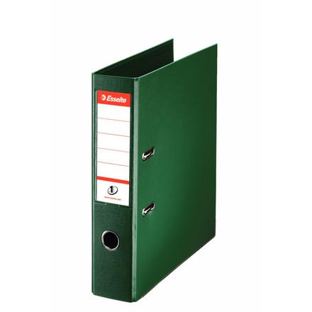 Esselte No 1 brevordner A4 med 75 mm ryg 811360 - Grøn