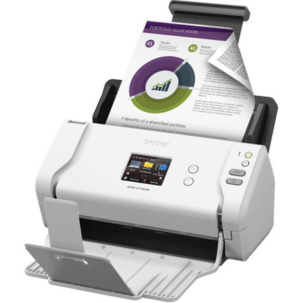 Brother ADS-2700W Professionel scanner