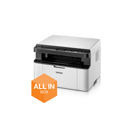 Brother DCP-1610W mono laser wireless inkl 5 tonere