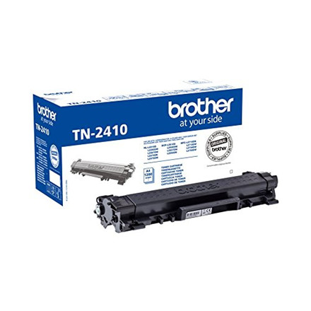 Brother TN2410 Sort toner - 1200 sider