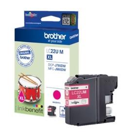 Brother LC22UM ink cartridge magenta