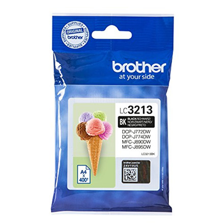 Brother LC3213BK ink cartridgeHC Black
