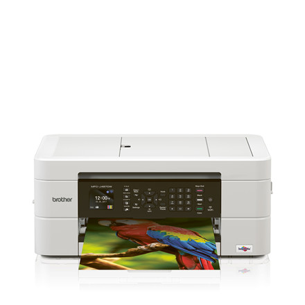 Brother MFC-J497DW Compact wireless A4 Inkjet printer hvid