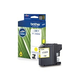 Brother MFC-J5920DW yellow toner 1.2K