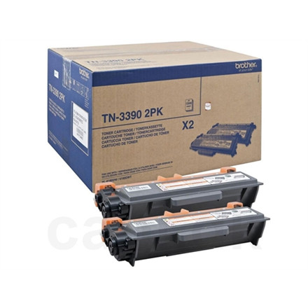 Brother TN3390 Twin pack