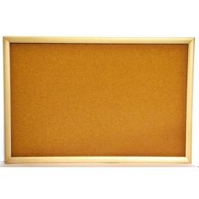 Büngers Cork Board 60x100 wooden frame