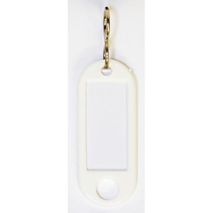 Büngers Key tag white