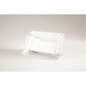 Büngers Business card holder acrylic PT-25T
