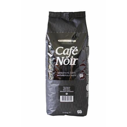 Café Noir hele kaffebønner - Bæredygtig Kaffe - 1 kg
