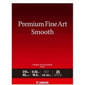 Canon - A2 FA-SM1 FineArt Premium Smooth - 25 ark