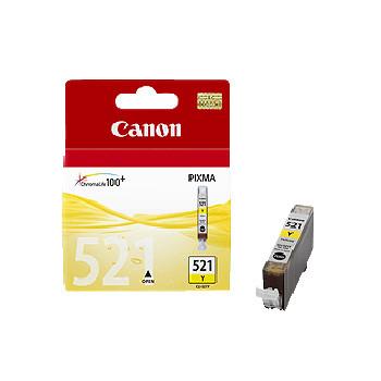 Canon CLI-521Y yellow ink cartridge