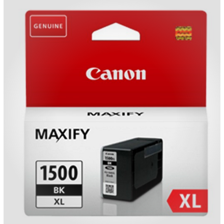 Canon PGI-1500XL ink cartridge black blistered