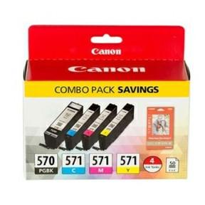 Canon PGI-570/CLI-571 PGBK/C/M/Y/BK ink tankblistered