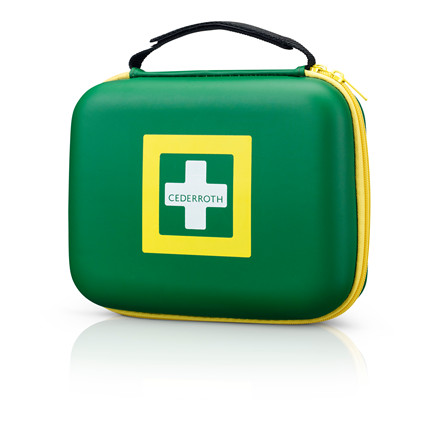 Cederroth First Aid Kit - Mellem Førstehjælpskasse