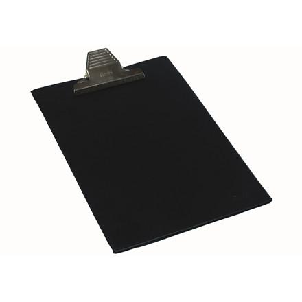 Clipboard A4 Bantex med jumbo clip 36 x 22 cm - sort