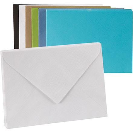 Colorful kuverter, str. 11,5x16 cm, 100 g, 100ass.